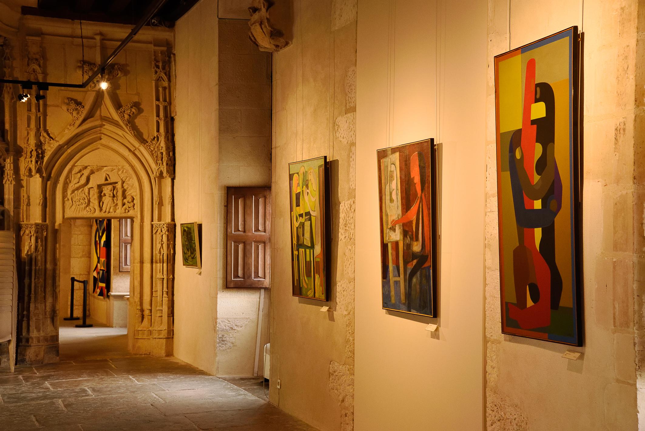 Le Musée Estève où l'Art rayonne, illumine…