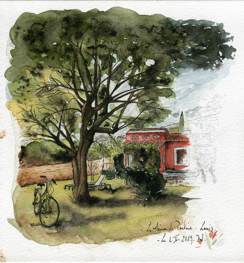 020-Lauris - La maison de Pauline