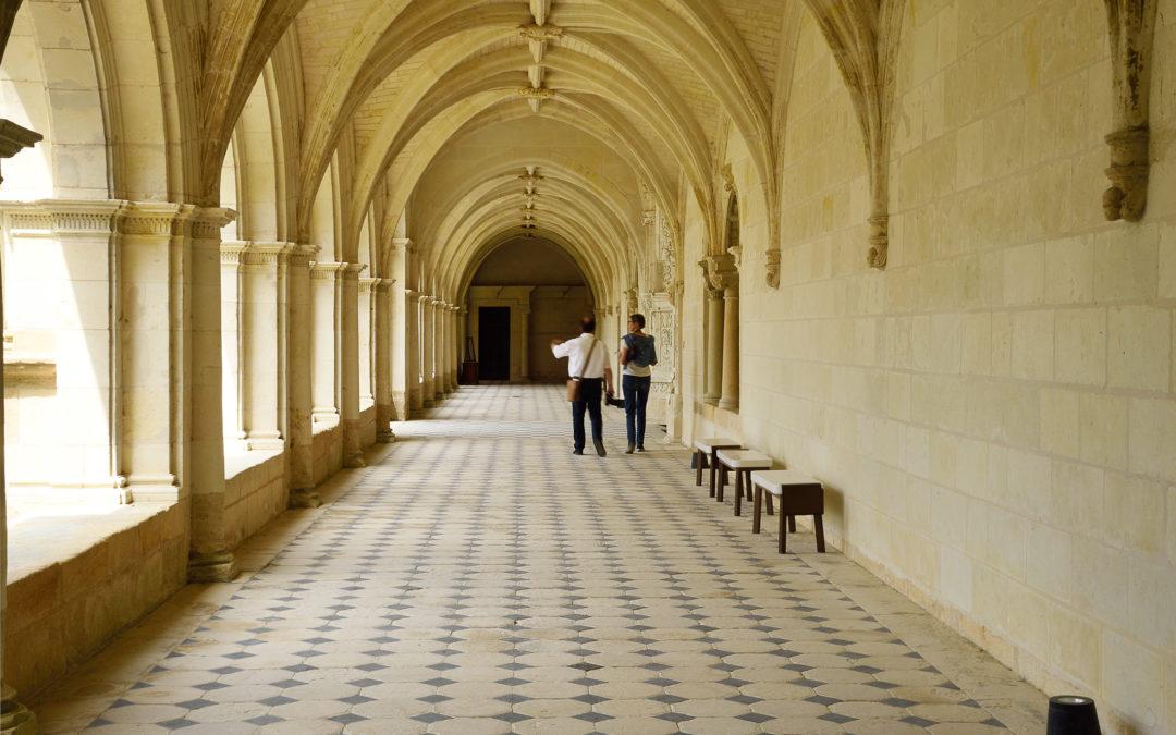 Au fil de la Loire – 2. Entre Histoire, Art et Sérénité, l'Abbaye Royale de Fontevraud