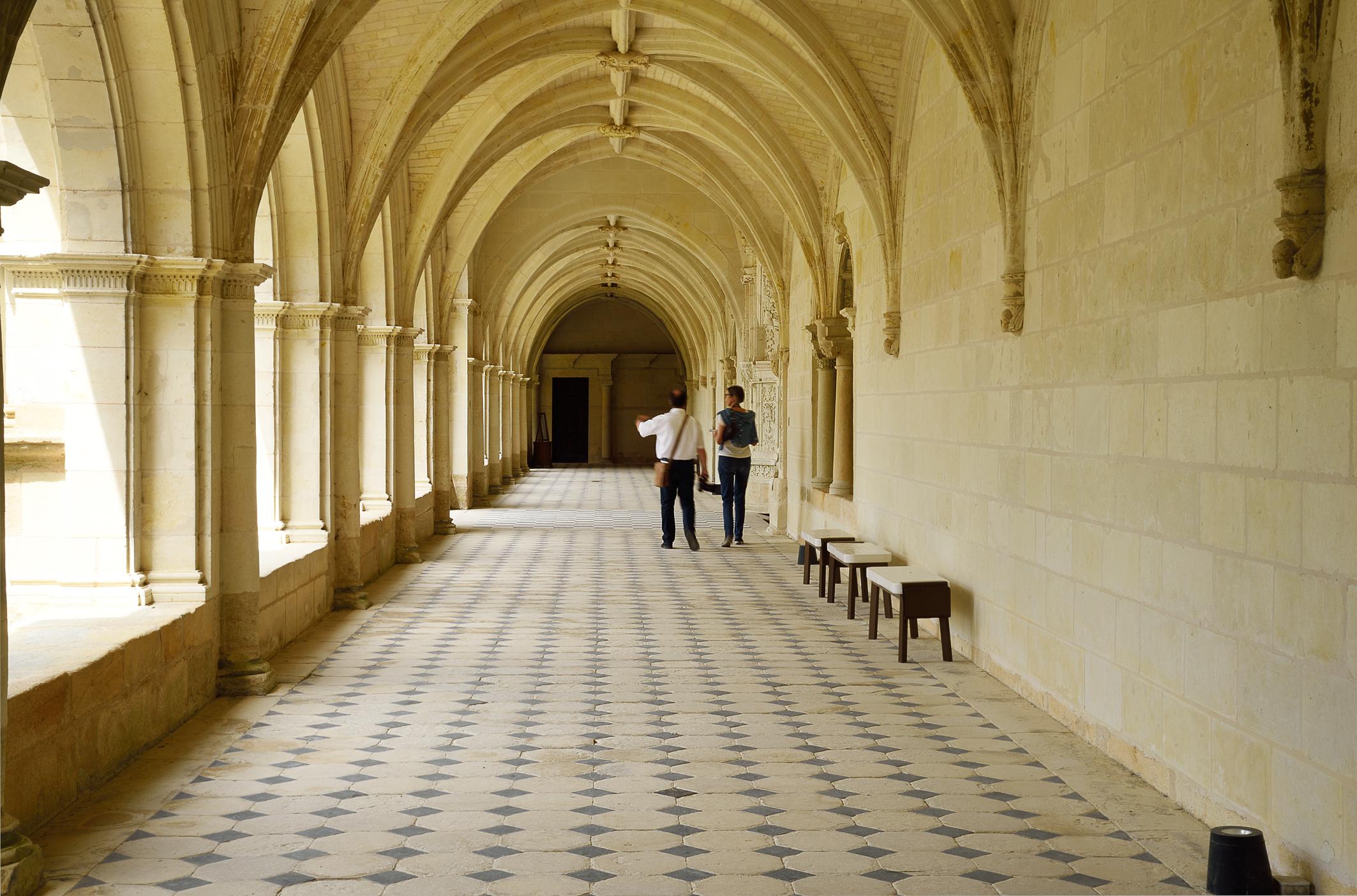 Abbaye de Fontevraud-Bdesmettre