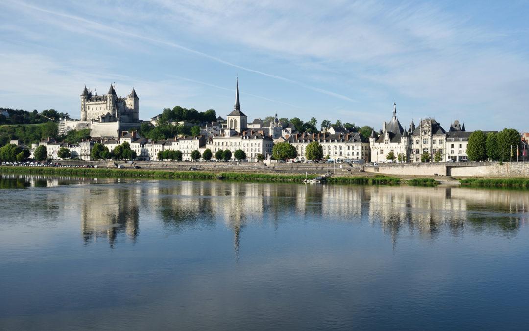Au fil de la Loire – 3. Saumur l'élégante.