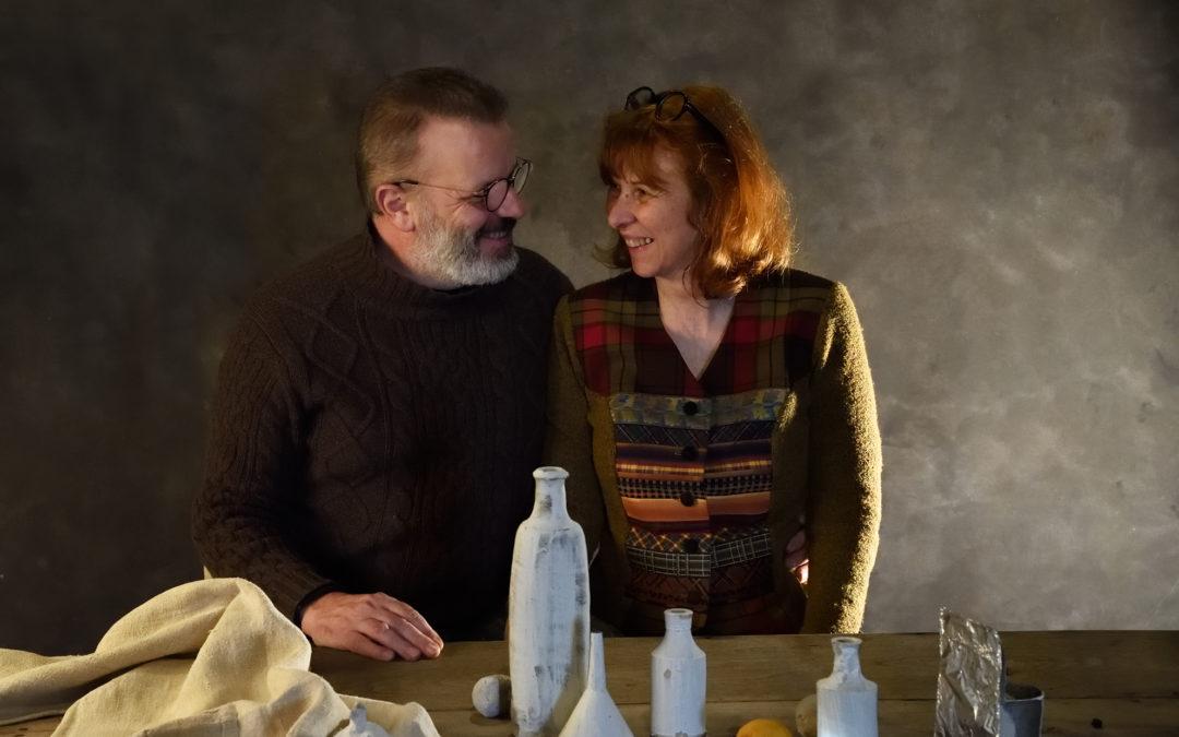 L'art de créer une vie tranquille… – Portrait de Carol Descordes et Sylvain Chériau