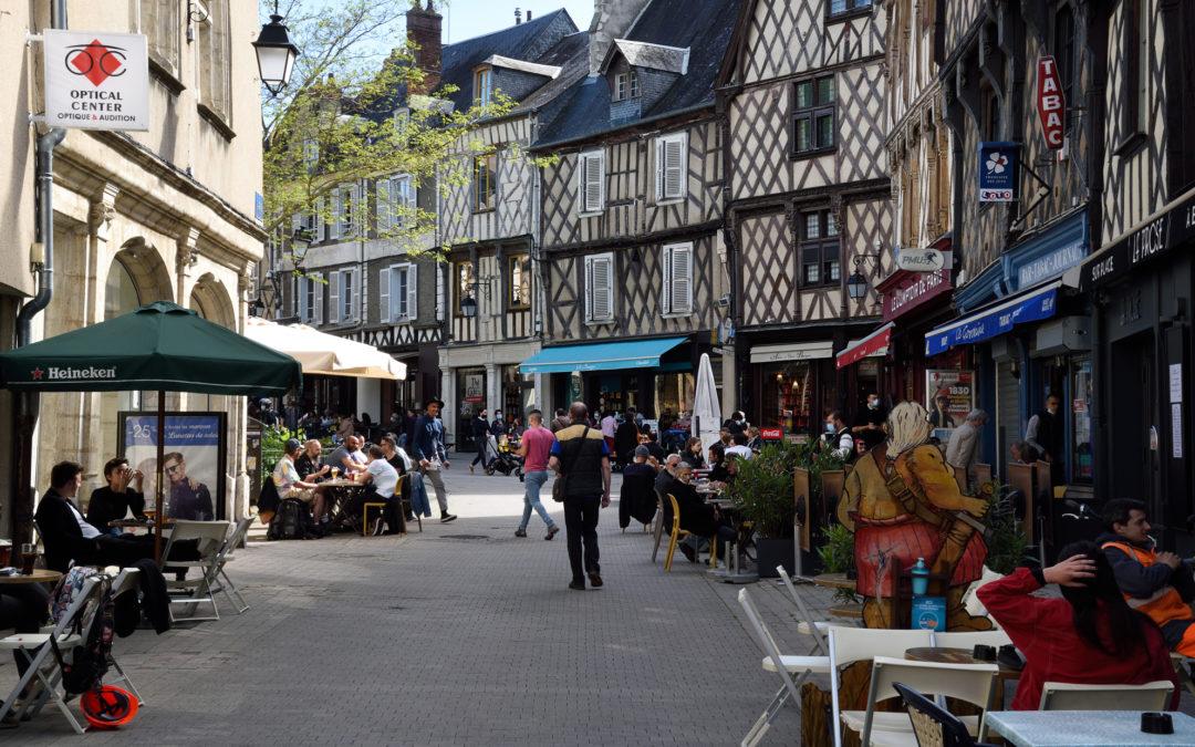Place Gordaine - Bourges- Bdesmettre